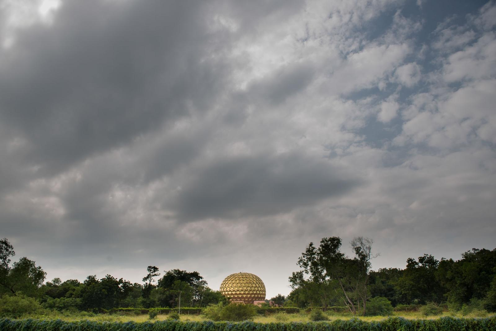 Photography image - Loading Auroville_Matrimandir_071.jpg