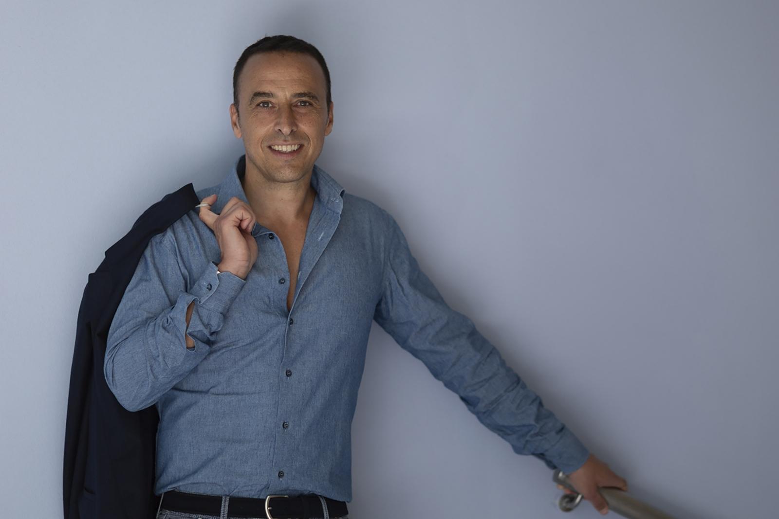 Il presidente della clinica San Rossore, Avvocato Andrea Madonna