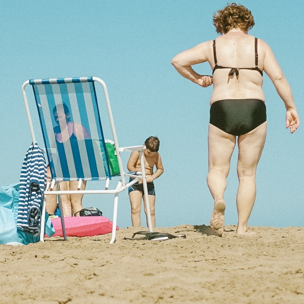 Beach Bums - Photography project by David Sacco
