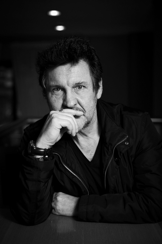 Antonio Caloni, ator para Ilustrada, Folha de São Paulo / Antonio Caloni, actor for Ilustrada, Folha de Sao Paulo