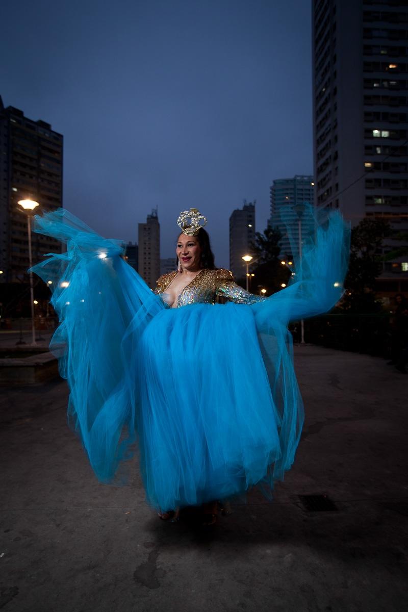 Marcia Dailyn, atriz para coluna Mônica Bergamo, Folha de São Paulo / Marcia Dailyn, actress for Monica Bergamo column, Folha de Sao Paulo