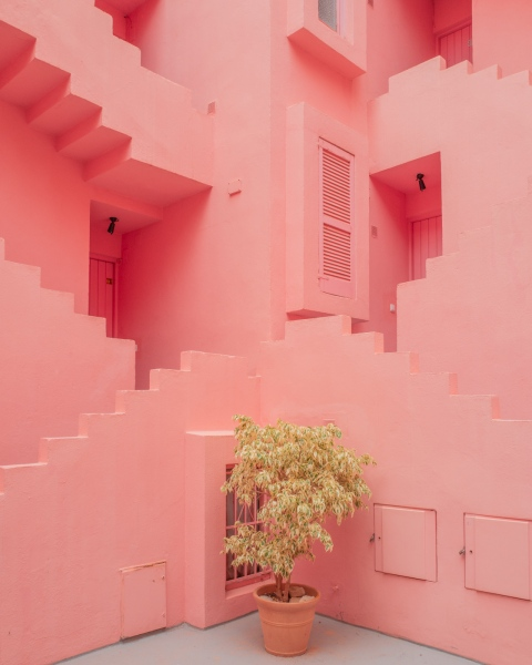 The Modern Paradise - Calpe, Spain - Photography project by Minjin Kang