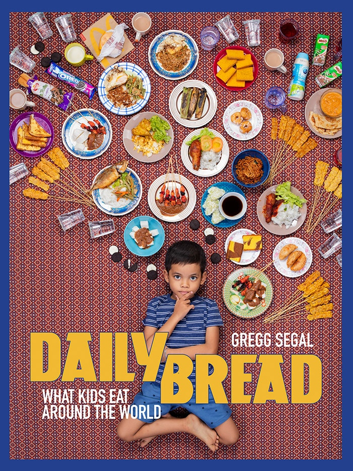Photography image - Loading kids-surrounded-weekly-diet-photos-daily-bread-gregg-segal-1.jpg