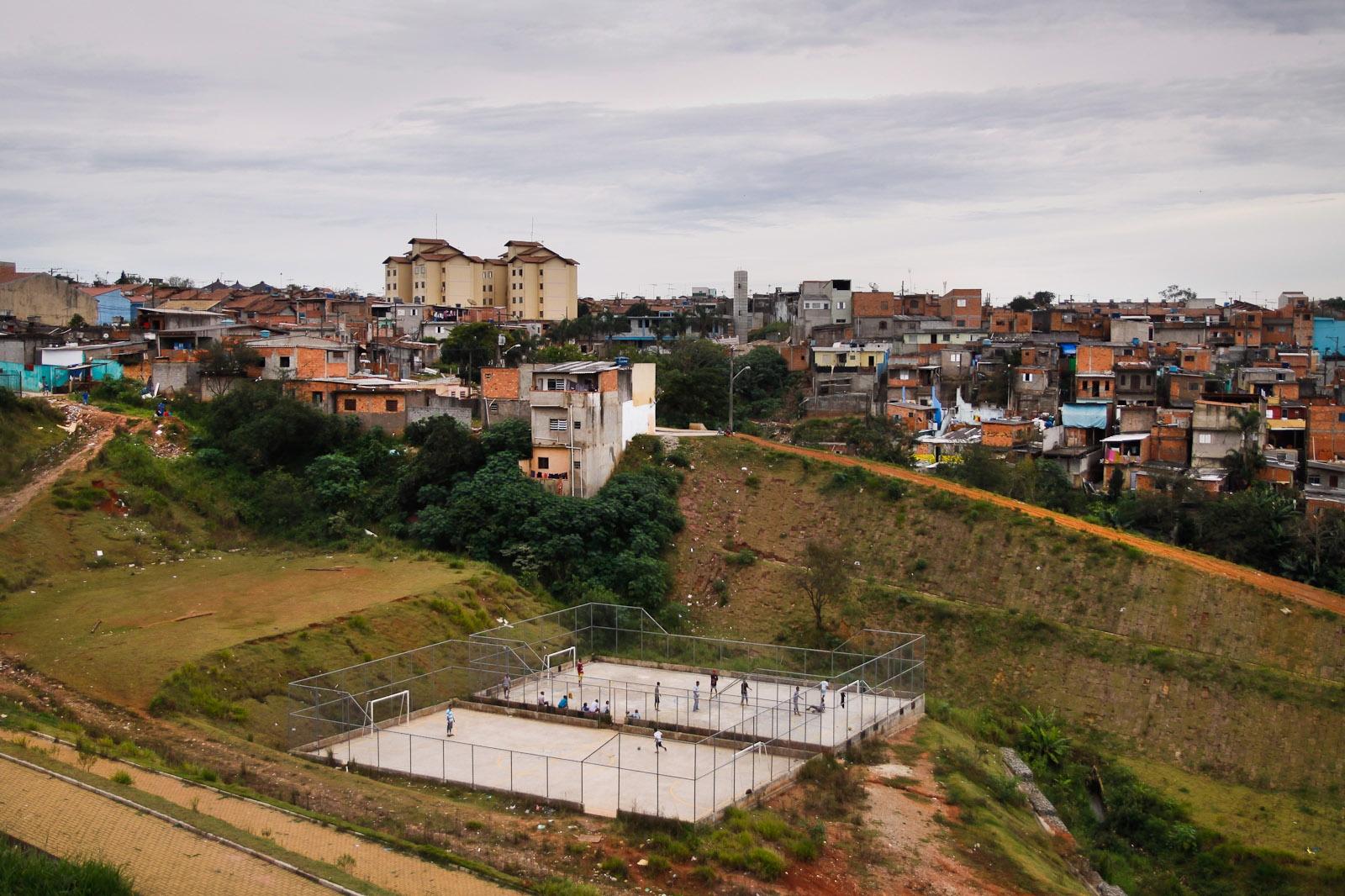 Periferia de São Paulo / Outskirts of São Paulo