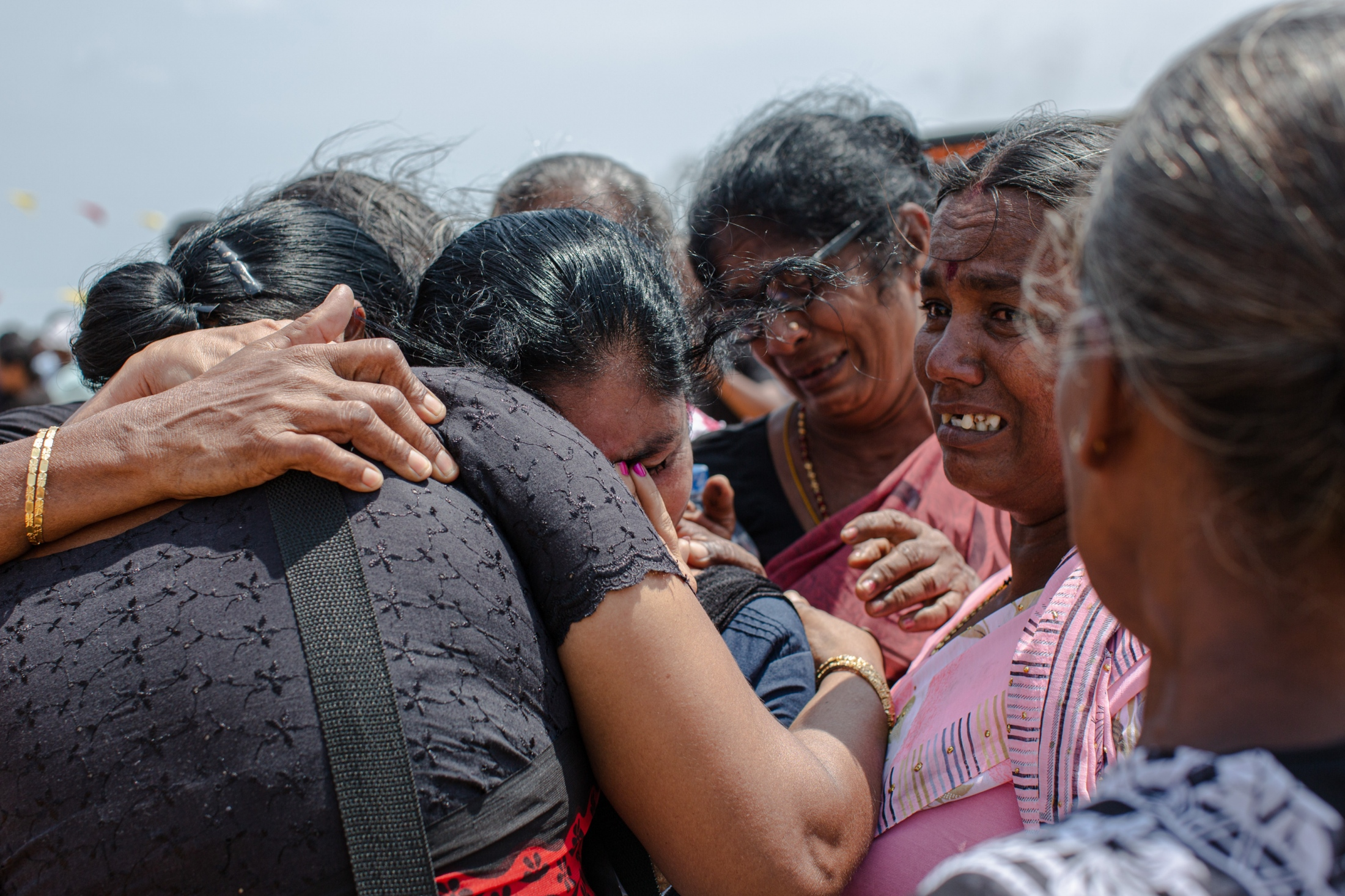 18 May 2019 marked ten years since the end of the Sri Lankan Civil War. Mullivaikkal Remembrance Day takes place in the fields where tens of thousands of Tamils were killed by the army in the final month of the 30-year civil war.