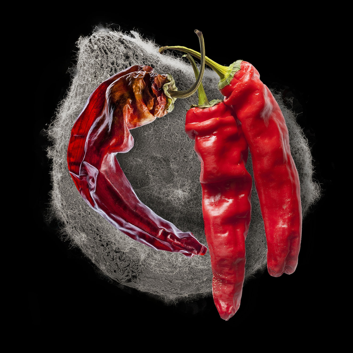 Chilis are threatened by wild swings of drought and flooding.