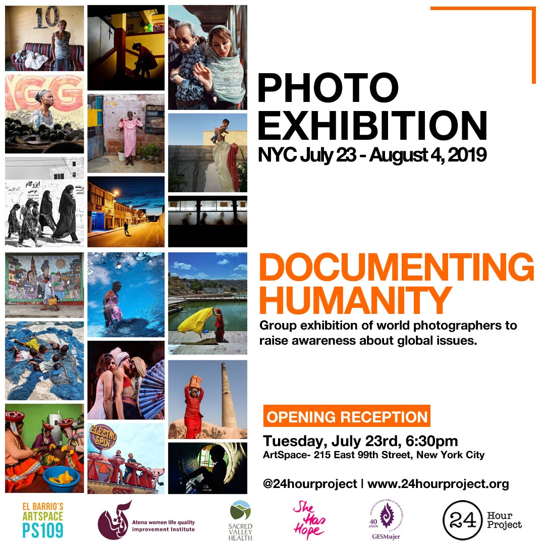 Art and Documentary Photography - Loading DocuHuman_NYCExhibition_23July2019.jpg