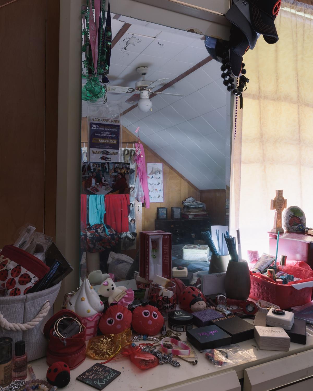 My mother's dresser, 2019