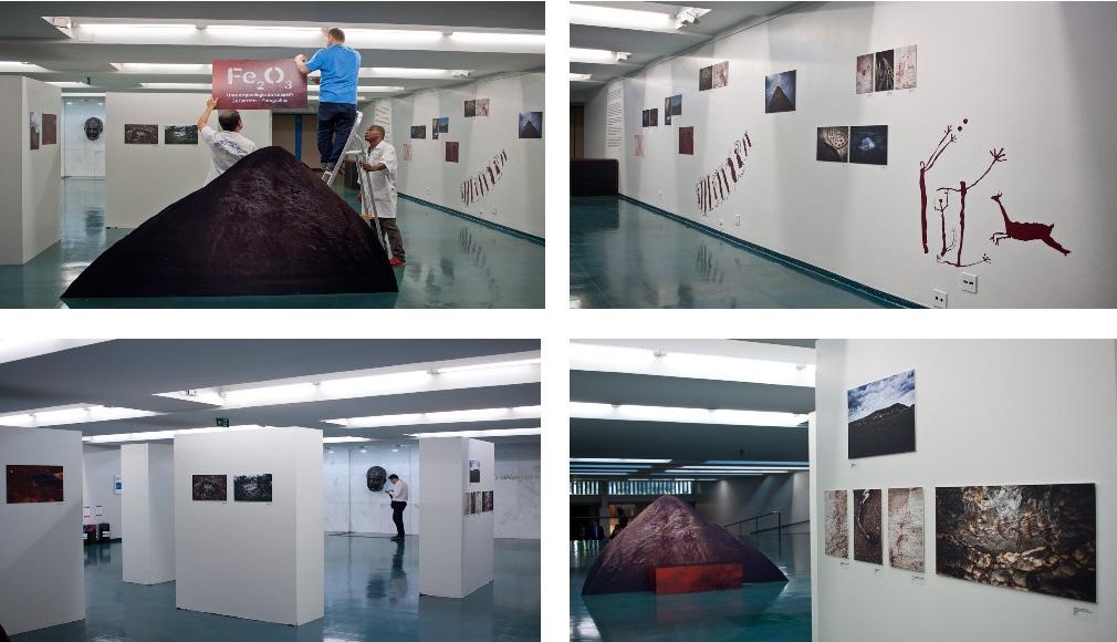 Exposição individual Centro Cultural da Câmara dos Deputados, Congresso Nacional em Brasília (DF, 2019) / Individual exhibition at Deputy Chamber's Cultural Centre , National Congress, Brasília (2019)