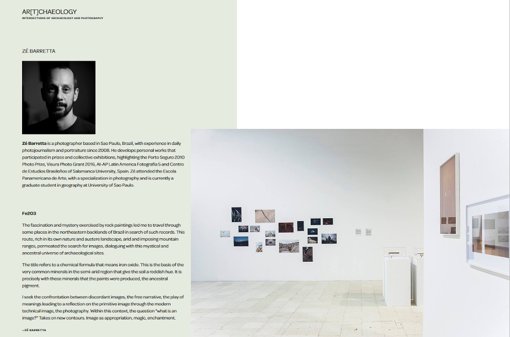 Residência artística e exposição coletiva Ar(t)chaeology IAPT Photography and Theory da European University of Cyprus (Cy, 2018) / Artistic residence and collective exhibition Ar(t)chaeology IAPT Photography and Theory da European University of Cyprus (Cy, 2018)