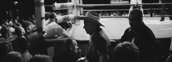 """Raging Bull"". Jake Lamotta. Madison Square Garden. Golden Gloves"