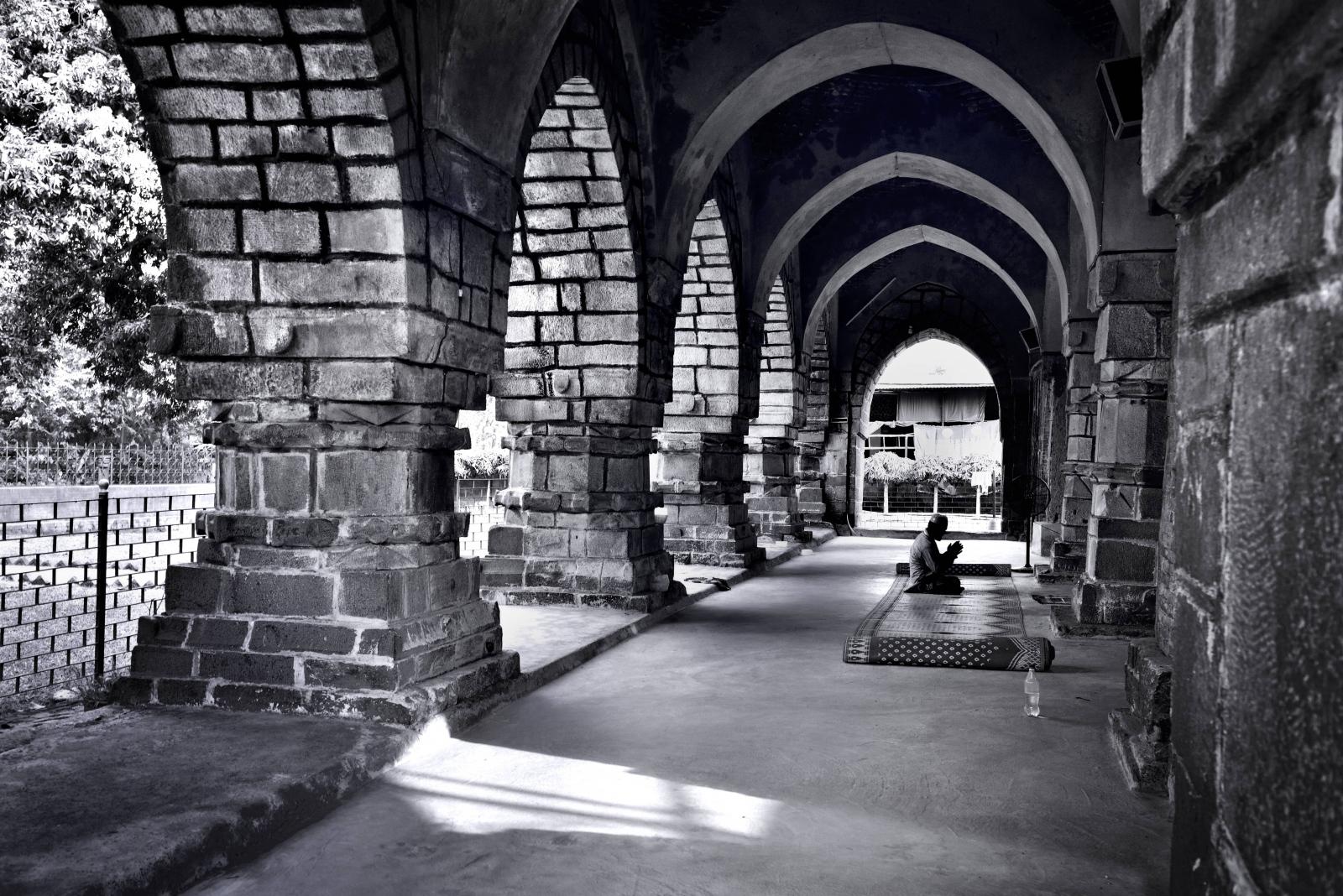 Photography image - Silent Prayer