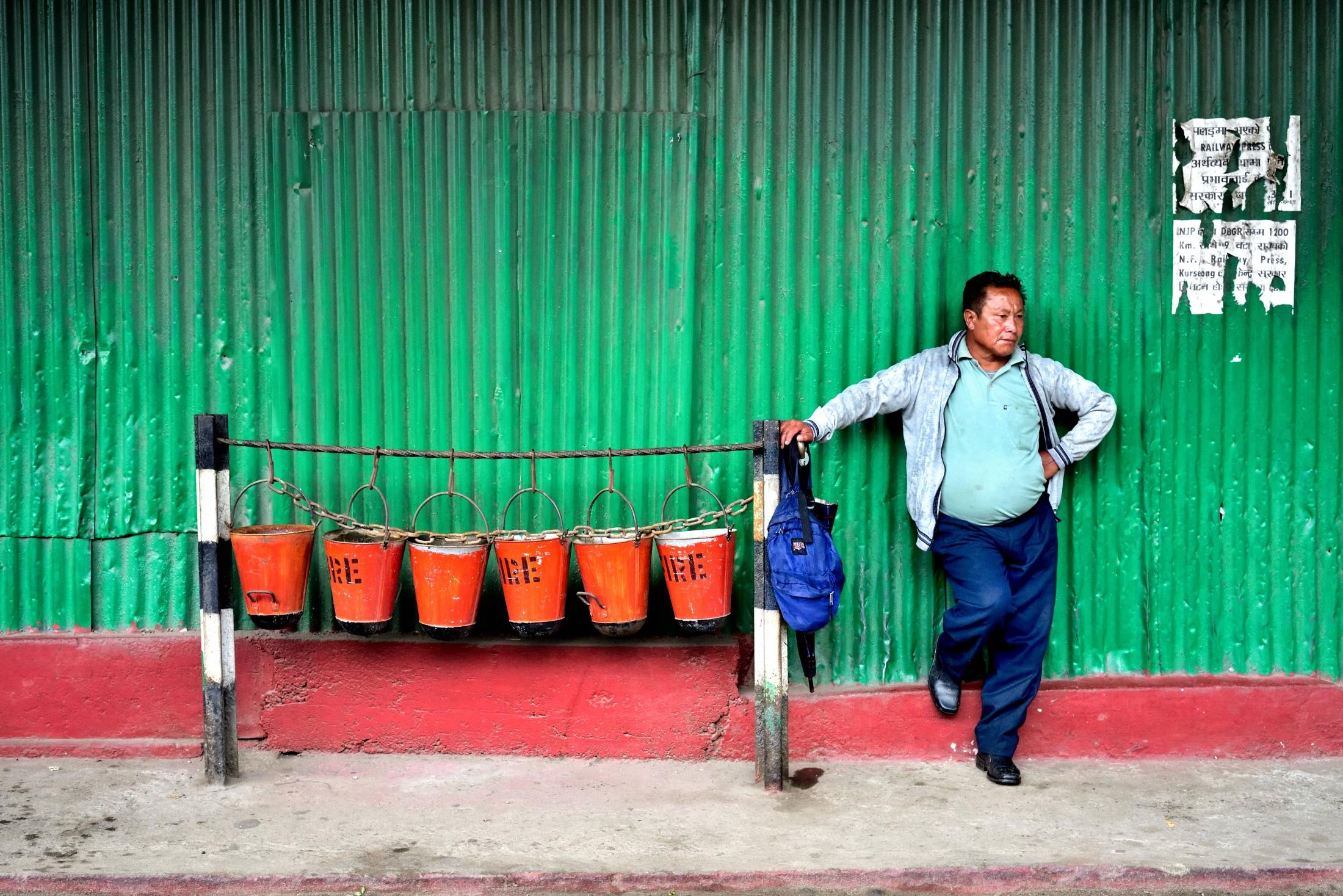 Photography image - Waiting...