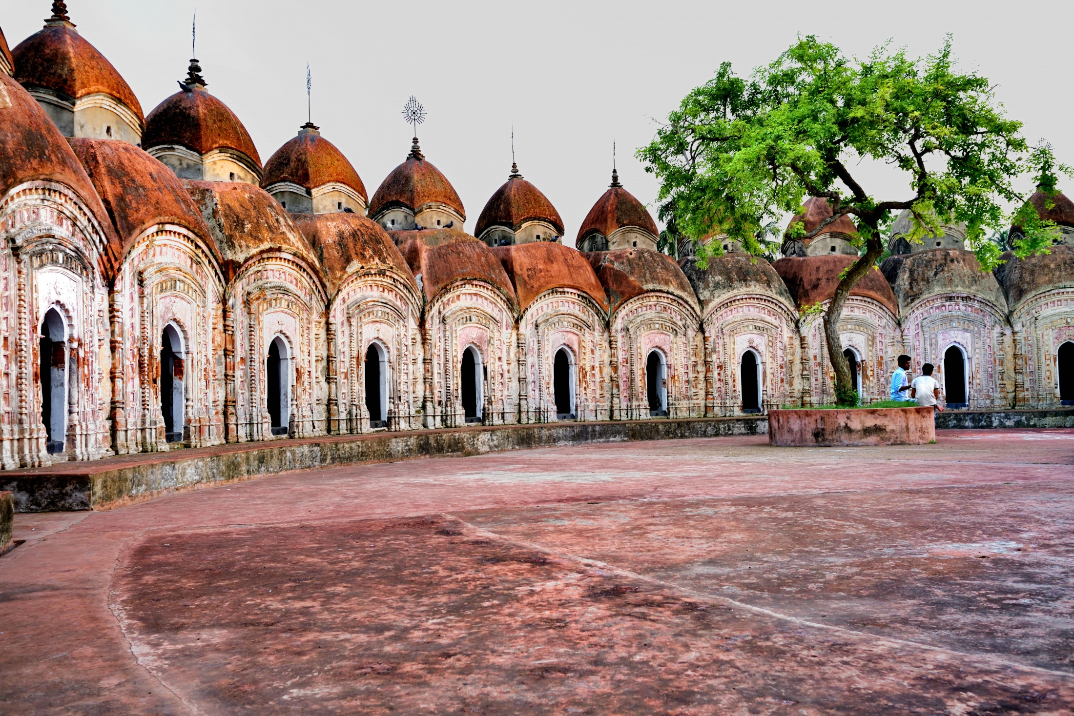 Photography image - Temples of Bengal