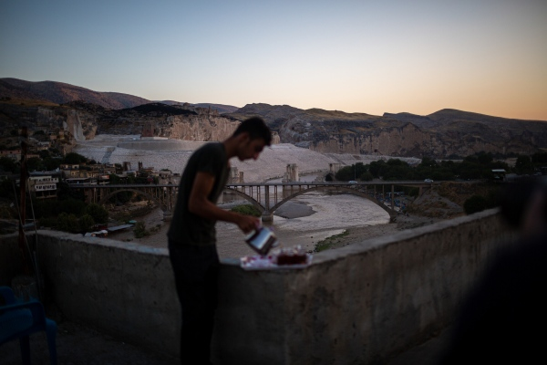 Hasankeyf: History Flooded