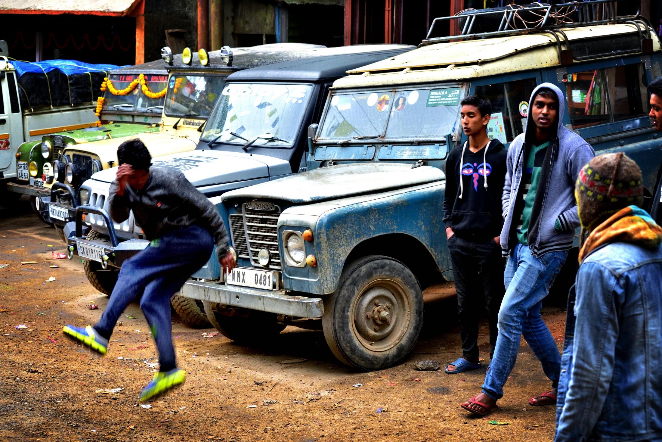 Photography image - Street Dancer