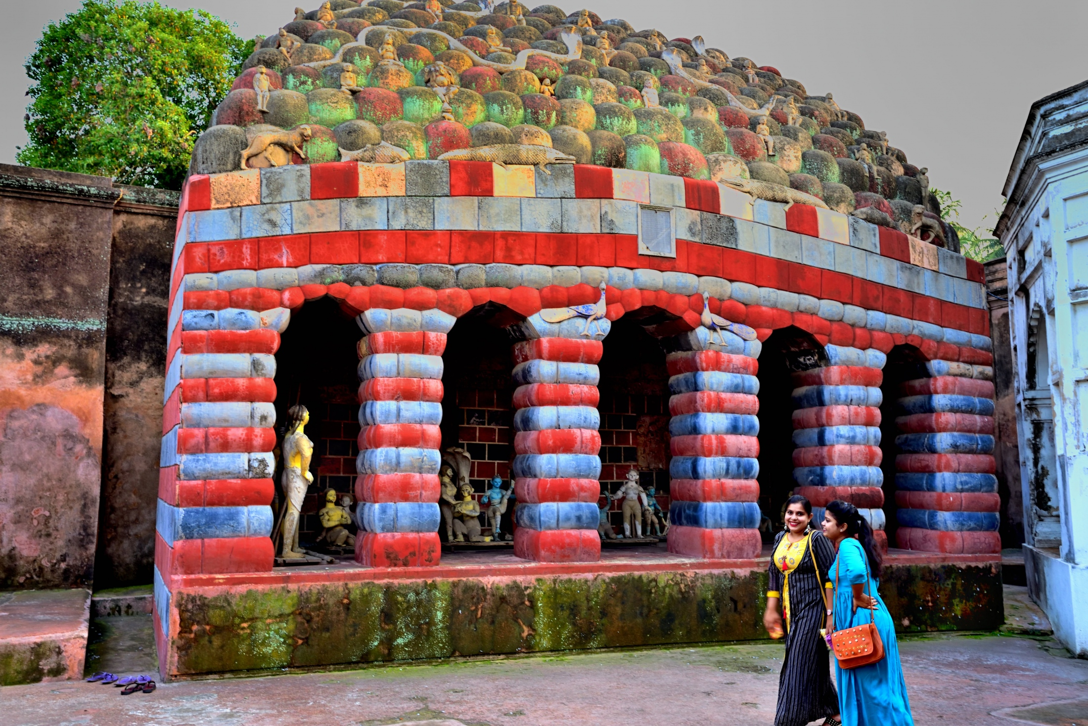 Photography image - Temple Visit