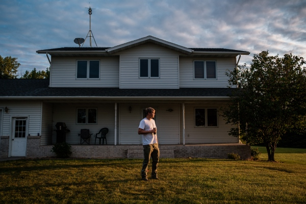 Profile of a Young American Farmer