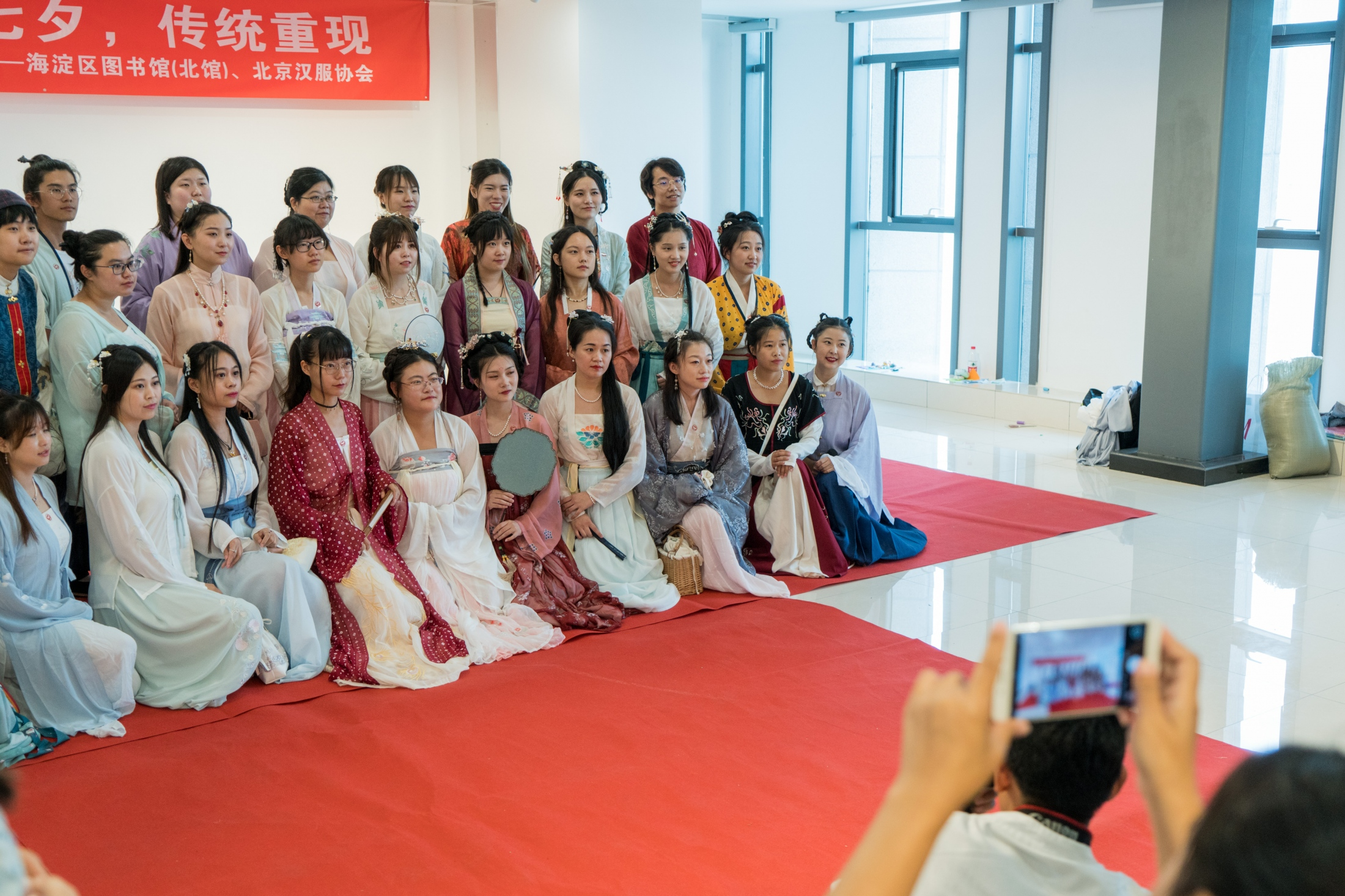 The Hanfu movement has up to a million followers, mostly women, and mostly in their teens and 20s.