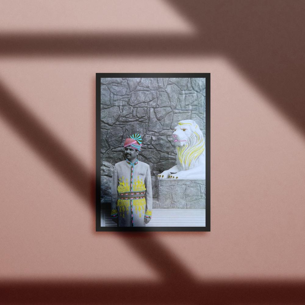 Photography image - Loading durbaan-arte-michela-balboni-dipinto-fotografia-2.jpg