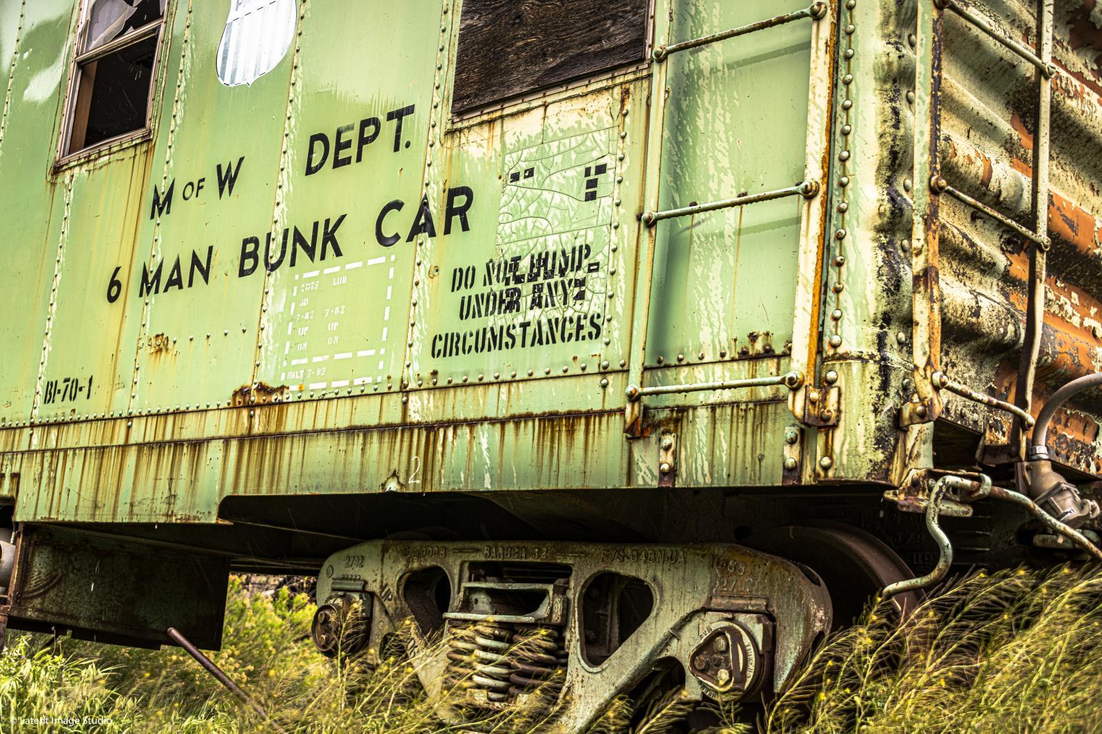 Photography image - Loading Bunk_car-1348.jpg