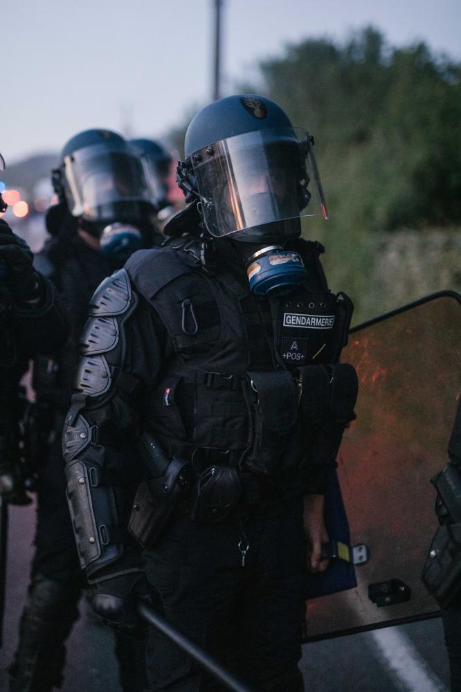 2019-08-23 - Gendarmerie.