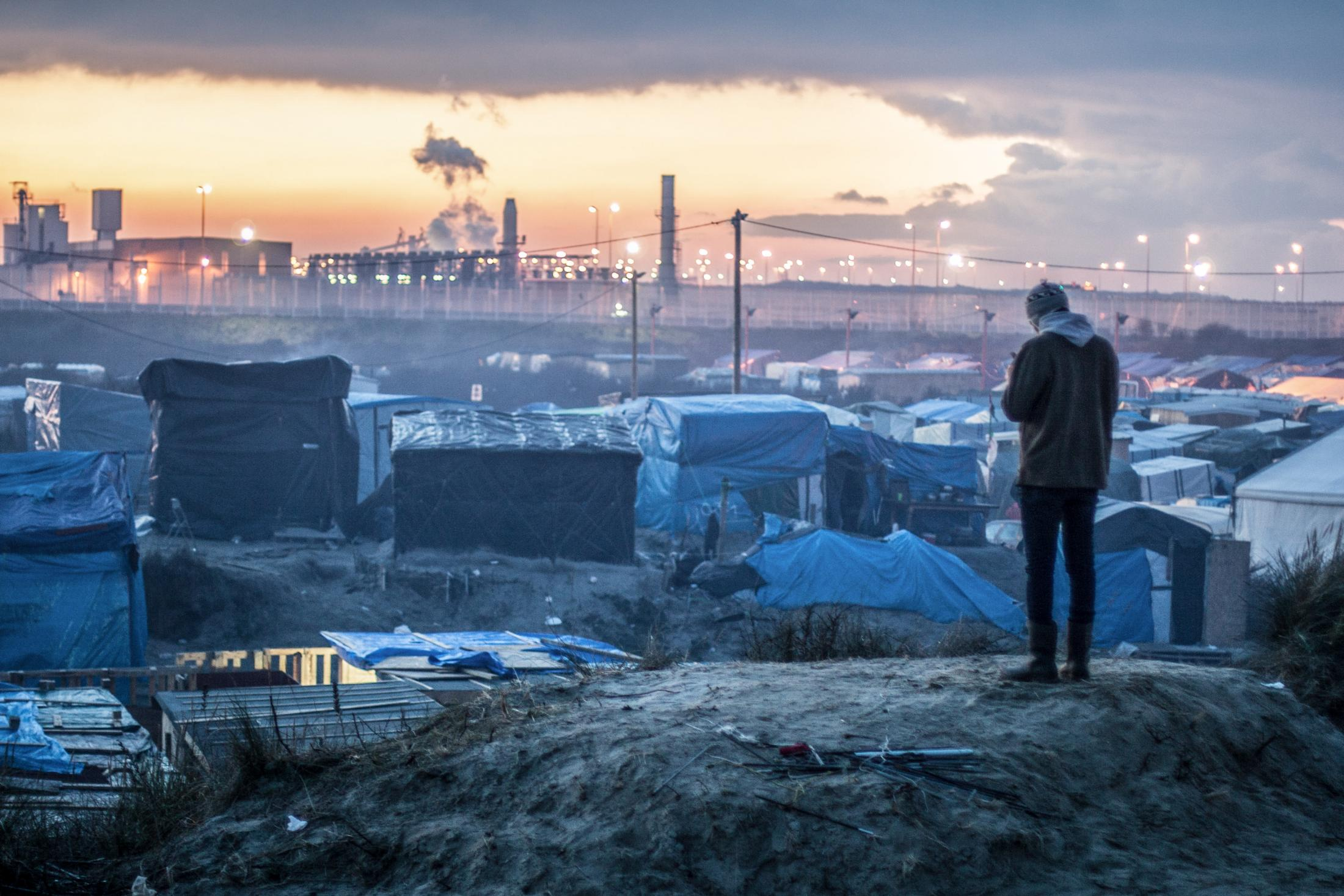The Jungle of Calais (France)