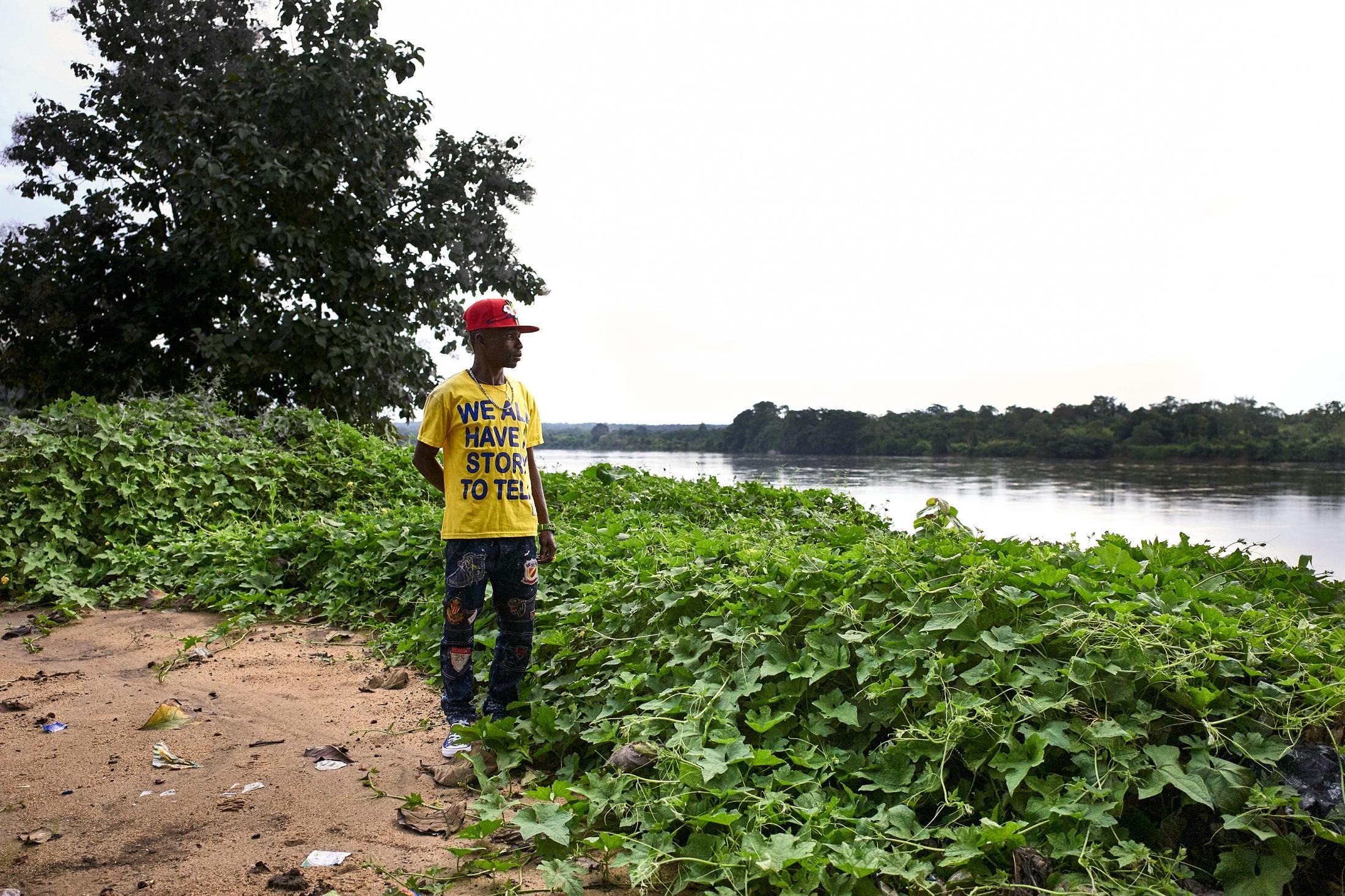 the stories i left behind (joseph ngobo), ikom(nigeria-cameroon border town), nigeria