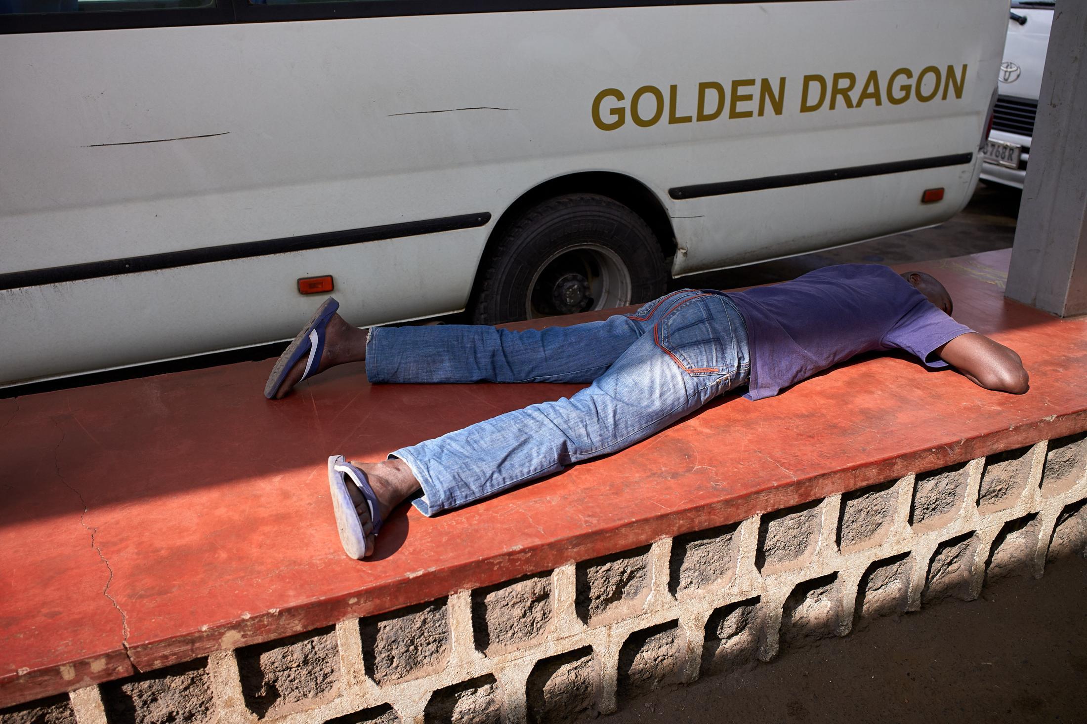 golden dragon, gisenyi, rwanda.