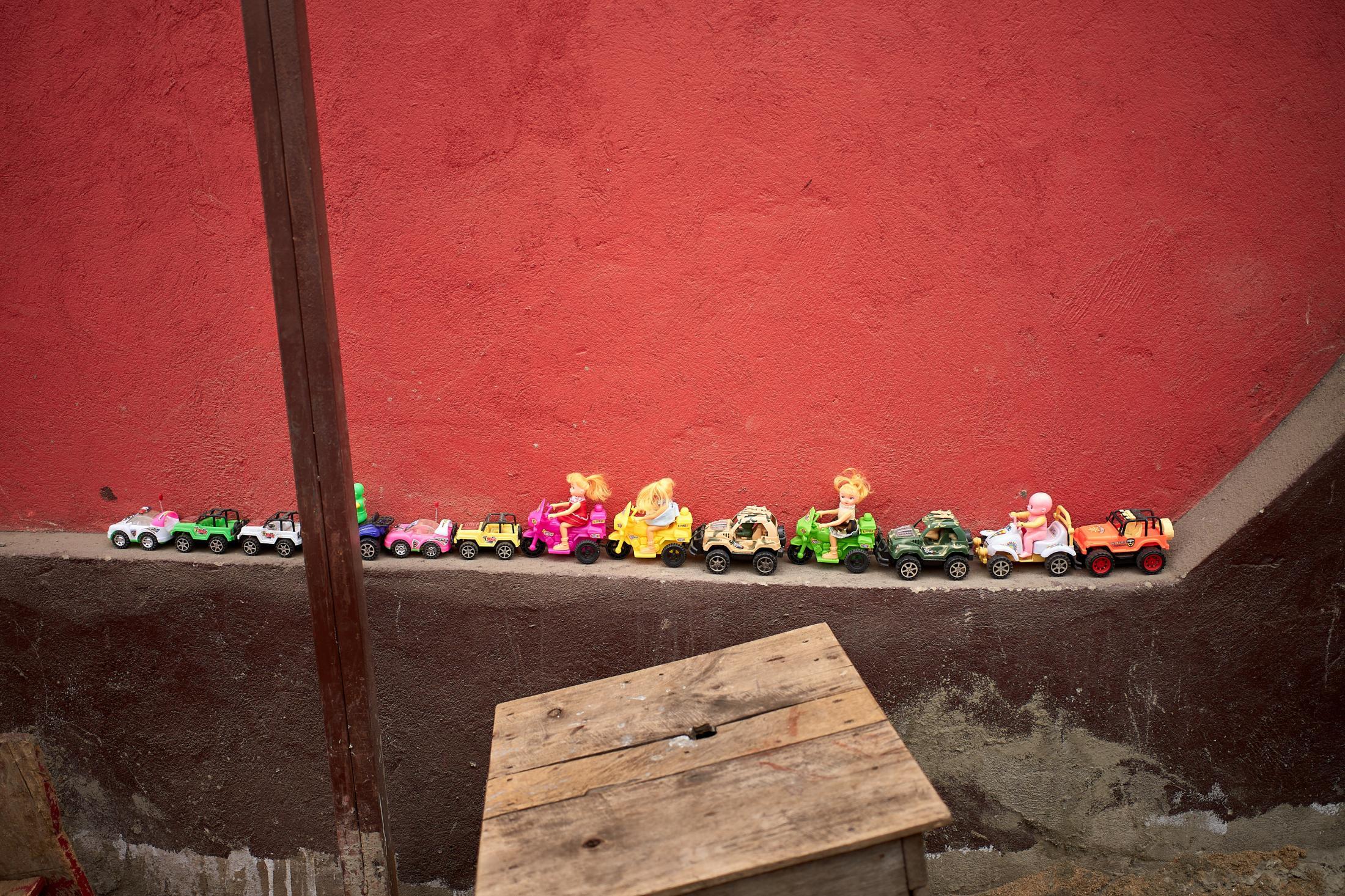 toy story,goma, democratic republic of congo.