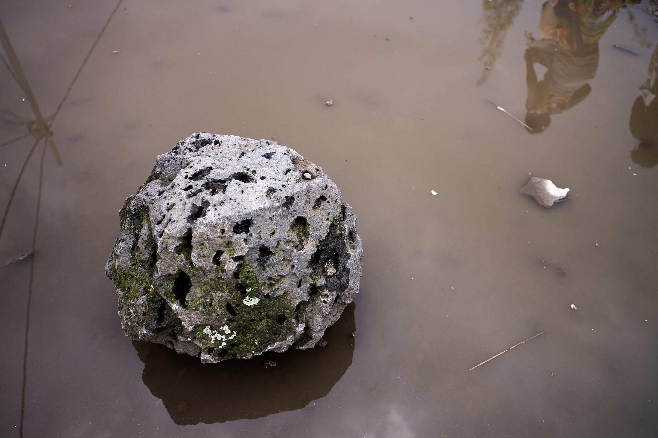 here,even stones speak, goma, democratic republic of congo.