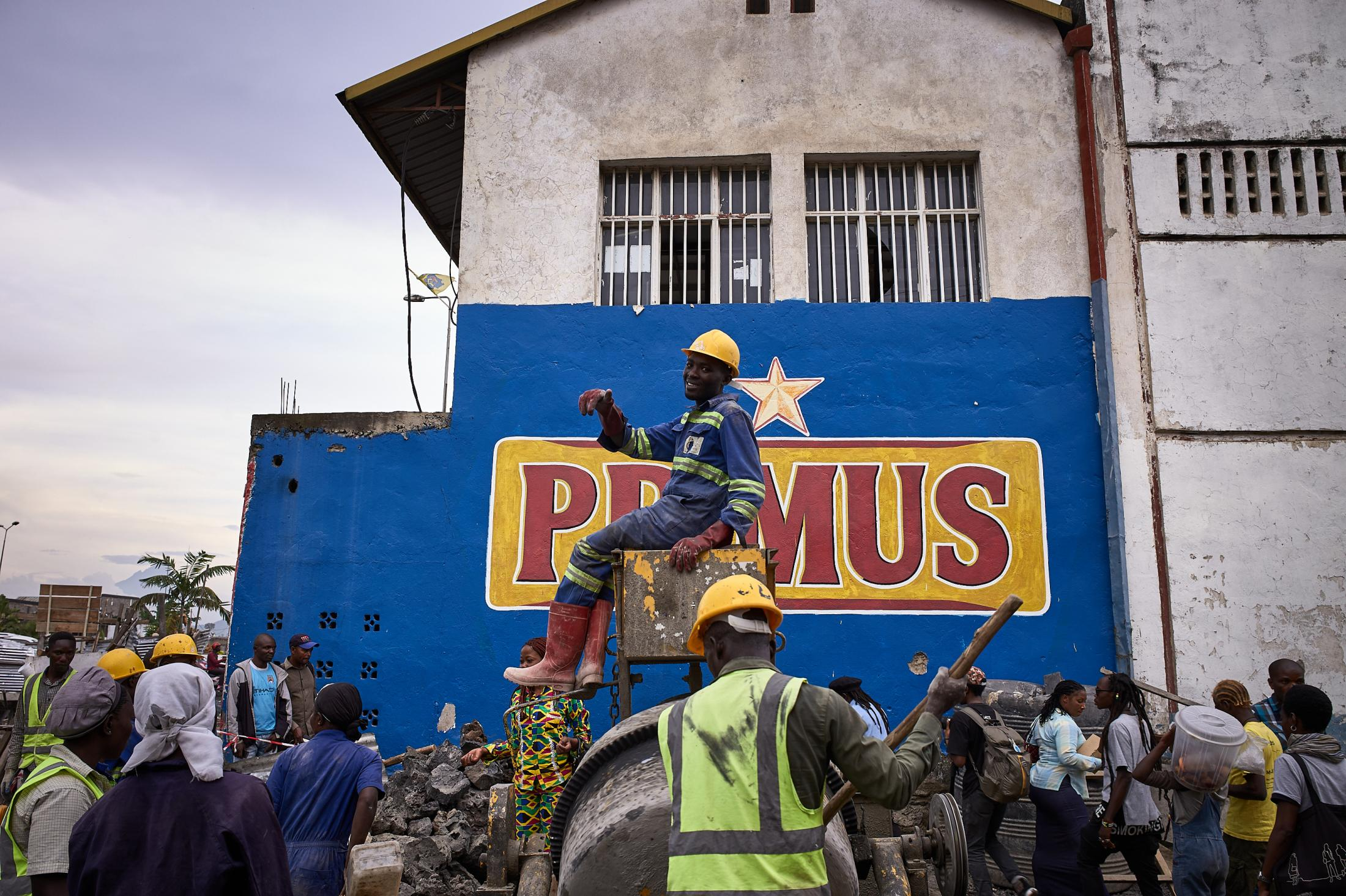 primus,goma, democratic republic of congo.