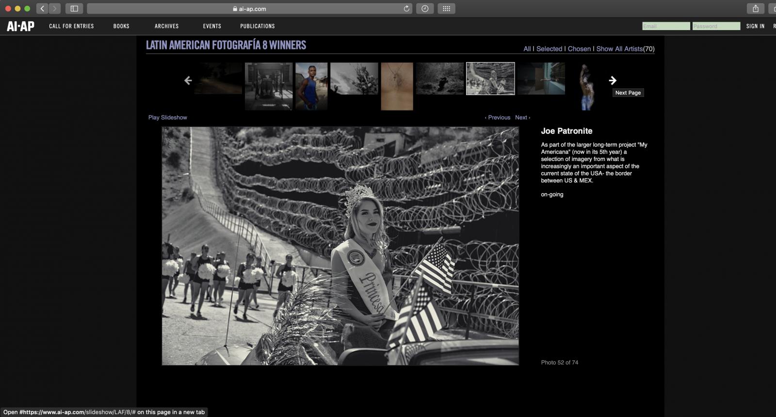 Photography image - Loading LATIN_AMERICAN_FOTOGRAPHIA_8_WINNER.png