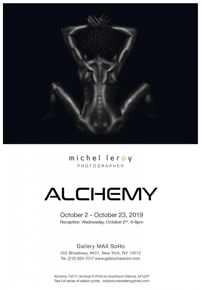 Photography image - Loading ALCHEMY-Michel-Leroy-eCard.jpg