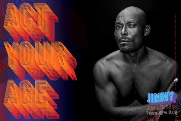 UNDO Magzine       Jimmy Jean-Louis