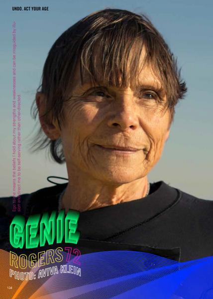 UNDO Magzine       Genie Rogers
