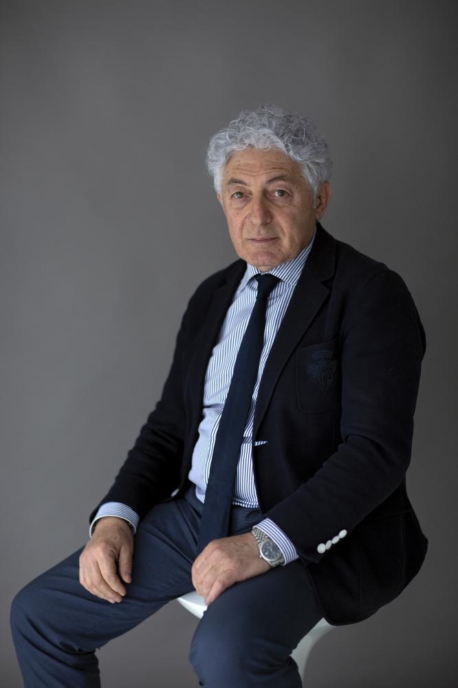 l'inventore dell'ispettore Felicino e esperto e consulente in sicurezza - Dott. Pasquale Sgro