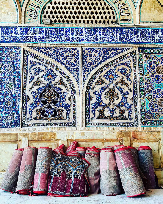 #jāmeh mosque, #isfahān