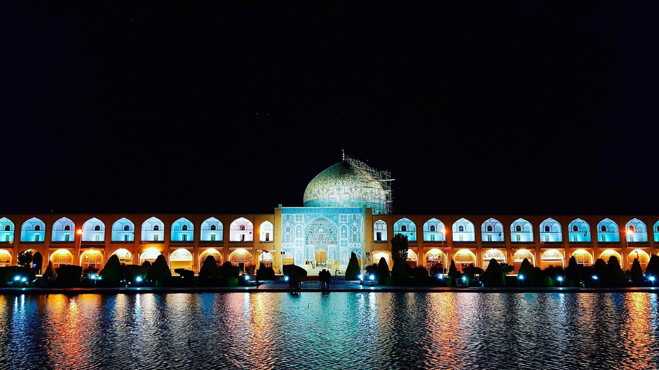 #sheikh lotfollah mosque, naqsh-e-jahan square, #isfahān