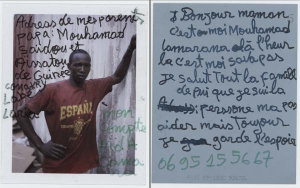 Salut Maman: Postcards