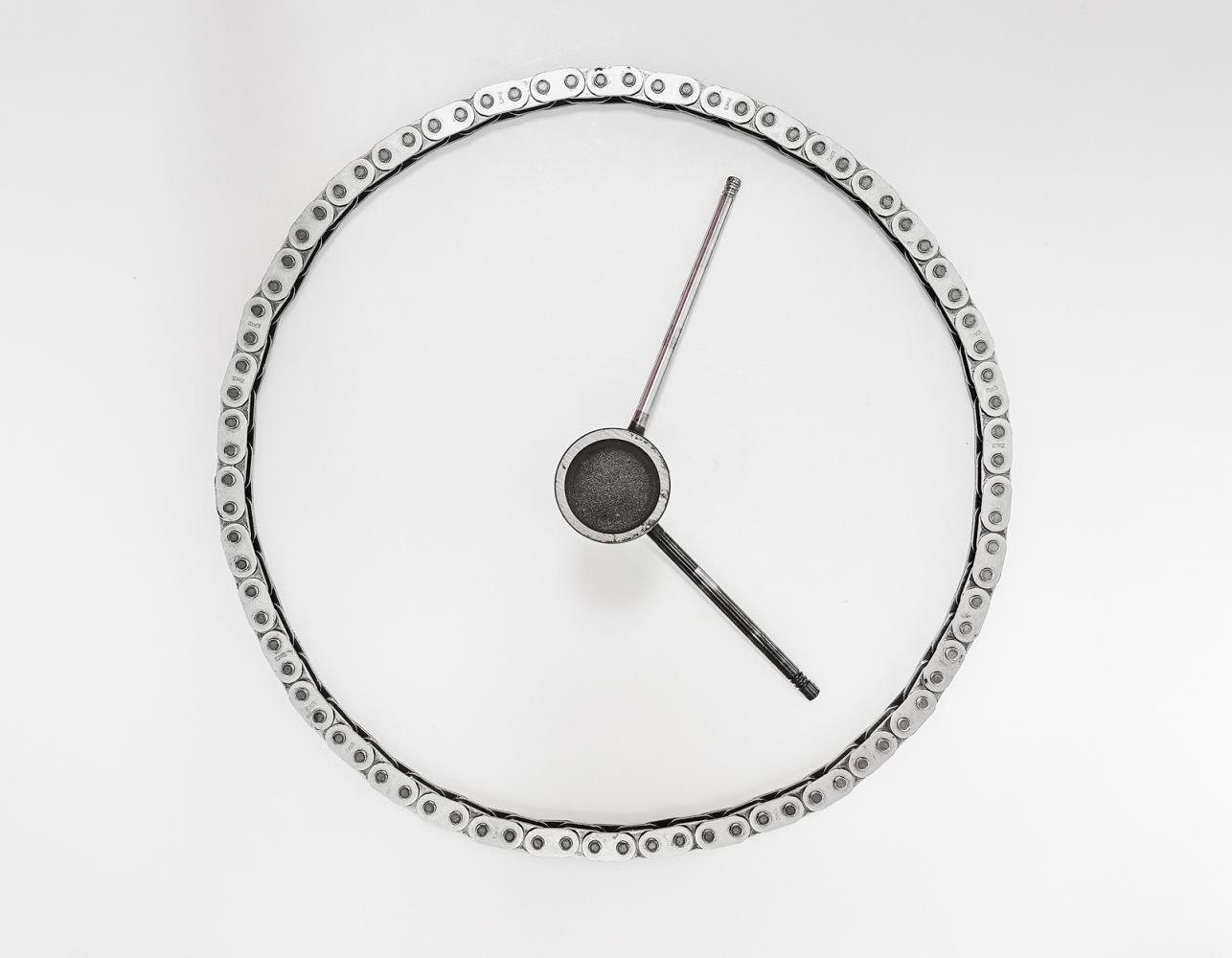Time is running out / El tiempo se acaba Habitat II #13