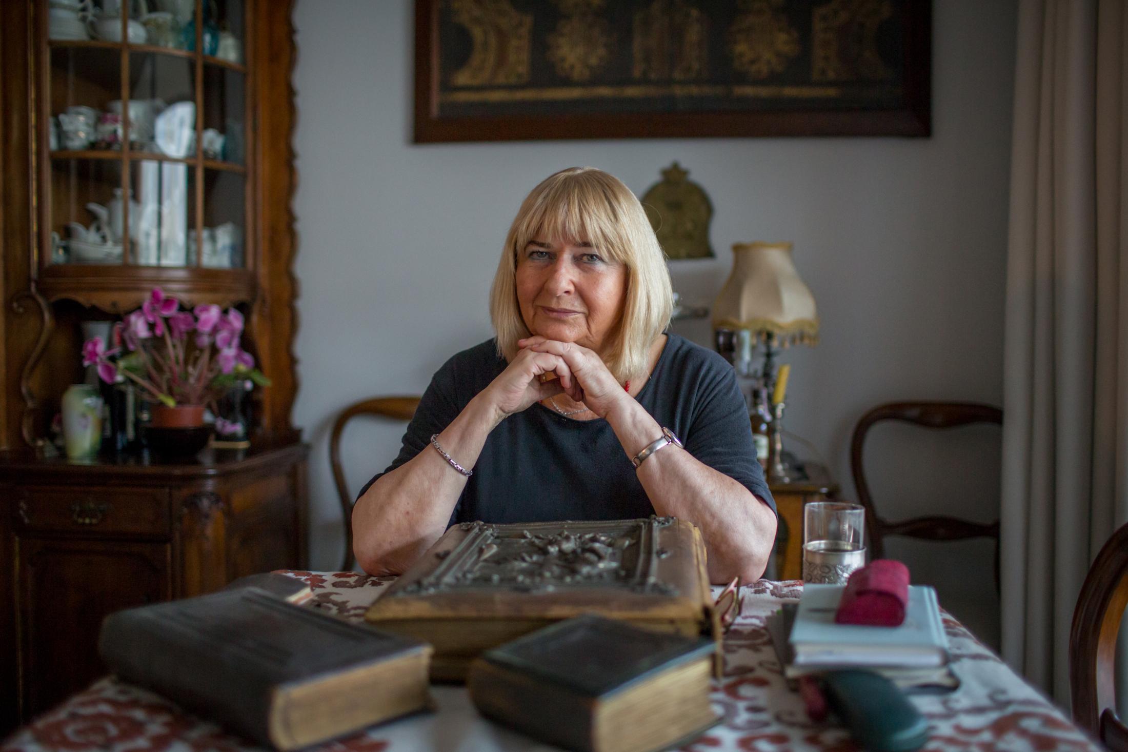 Elżbieta Bieta Ficowska / on assignment for POLIN