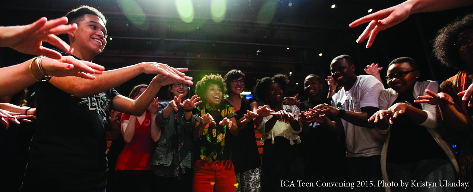 Photography image - Loading ICA_Teen_Convening_Madmimi.jpg