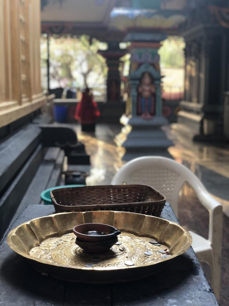 Photography image - Loading Temple_Hyderabad_May_2019.JPG