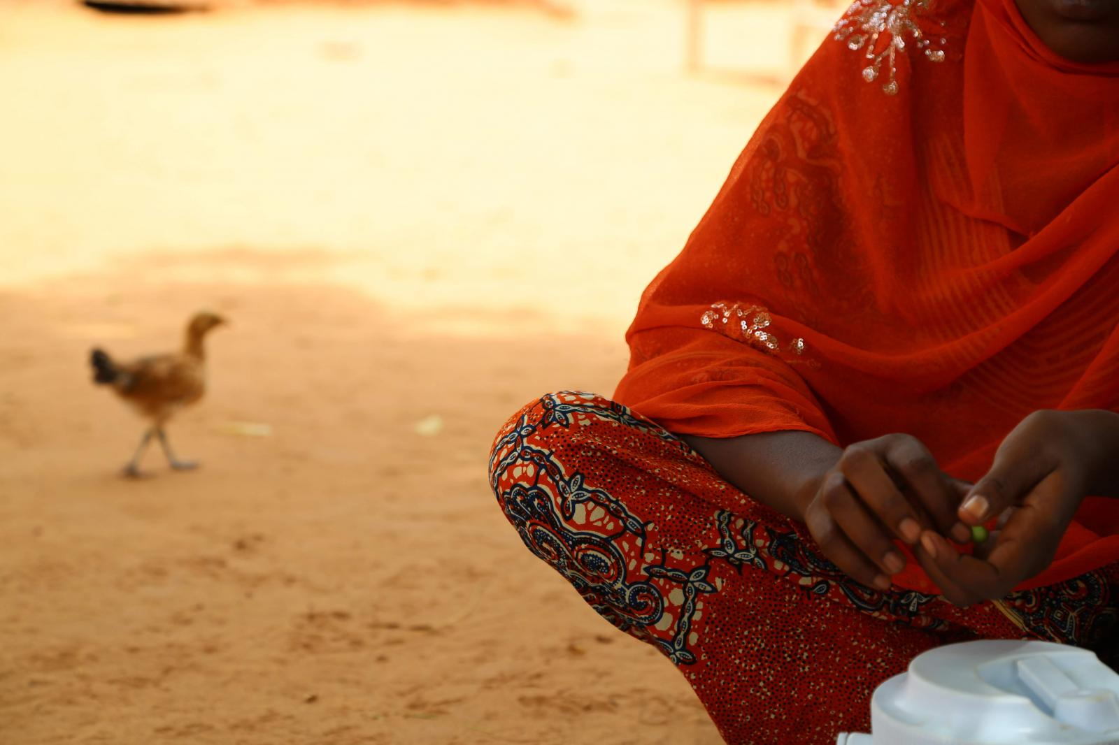 Photography image - Loading hands_Niger.JPG