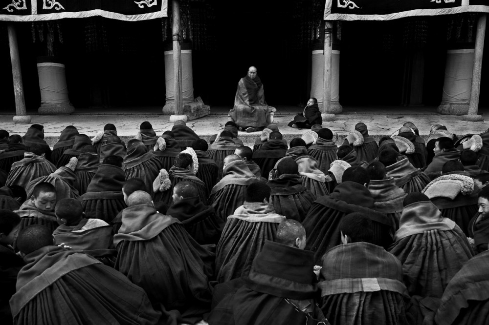 Art and Documentary Photography - Loading Larry_LOUIE_Vanishing-Faces-of-Tibet_Tibet_20079_08.jpg