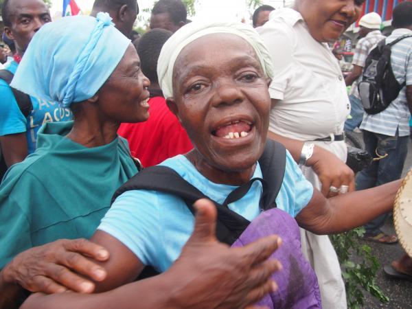 Haiti, People