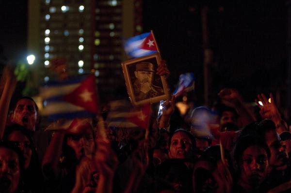 Adios Fidel