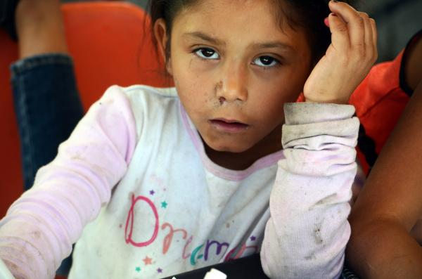 The Children Now In Limbo In Tijuana