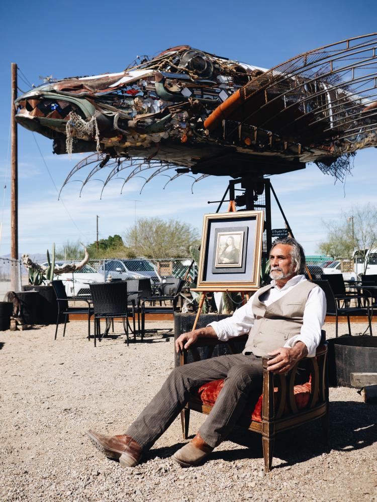 Photography image - Loading 4.-Artist-Sean-Gerrero-and-Fish-Plane.jpg